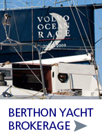 Yacht Brokerage at Berthon